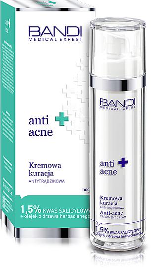Mattifying Anti-Acne Cream - Bandi Medical Expert Anti Acne Treatment Cream