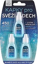 Fragrances, Perfumes, Cosmetics Drops for Fresh Breath - VitalCare White Pearl Drops For Fresh Breath