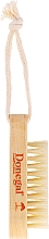 """Fragrances, Perfumes, Cosmetics Nail Brush """"Eco"""" wooden, 6027 - Donegal"""