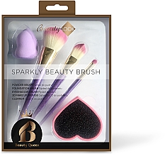 Fragrances, Perfumes, Cosmetics Makeup Set - Beauty Look Sparkly Beauty Brush