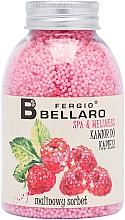"Fragrances, Perfumes, Cosmetics Bath Caviar ""Raspberry Sorbet"" - Fergio Bellaro Raspberry Sorbet Bath Caviar"