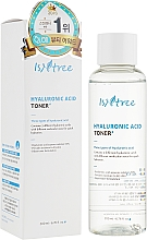 Fragrances, Perfumes, Cosmetics Moisturizing Hyaluronic Acid Toner - IsNtree Hyaluronic Acid Toner