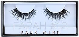 Fragrances, Perfumes, Cosmetics False Lashes #12 - Huda Beauty Faux Mink Lash 12