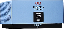 Fragrances, Perfumes, Cosmetics Anti Hair Loss Lotion - Dikson Argabeta Hair Loss Lozione Energy