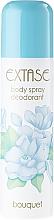 Fragrances, Perfumes, Cosmetics Deodorant - Extase Bouquet Deodorant