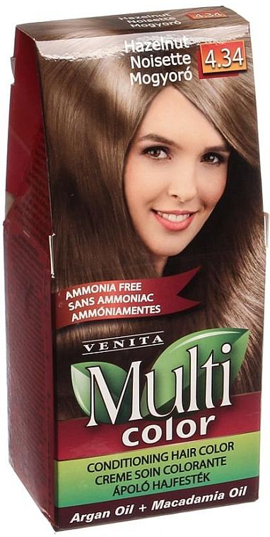 Hair Color - Venita Multi Color