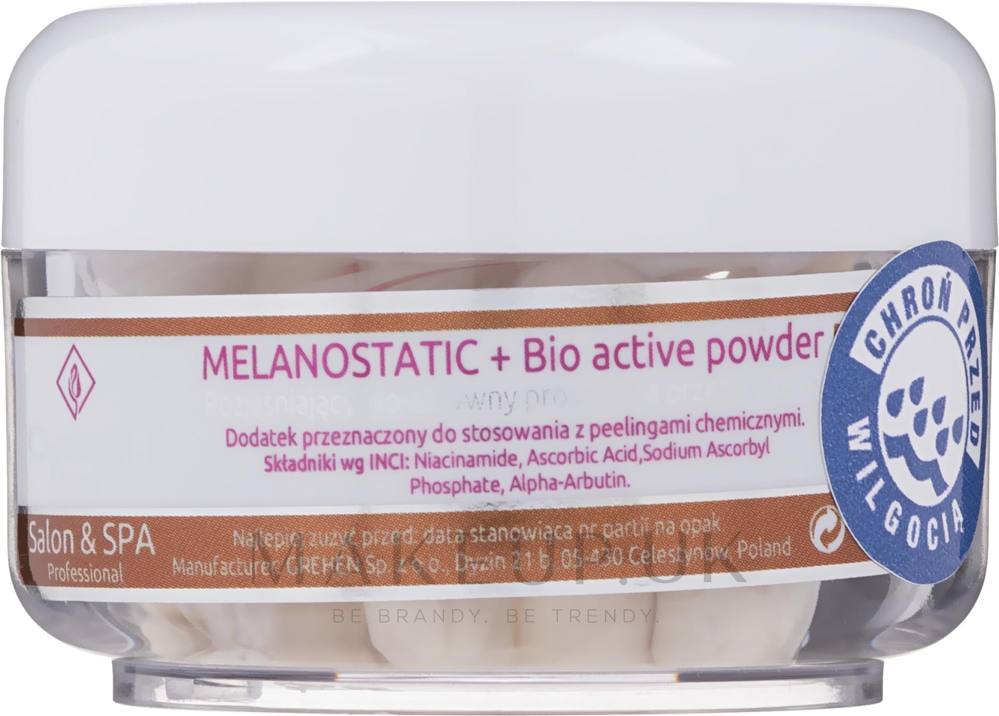 Bio Active Face Powder - Charmine Rose Melanostatic + Bio Active Powder — photo 20 x 0.25 g