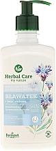 "Fragrances, Perfumes, Cosmetics Intimate Hygiene Gel ""Cornflower"" - Farmona Herbal Care"