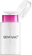 Fragrances, Perfumes, Cosmetics Liquid Dispenser with Pump, 150ml - Semilac