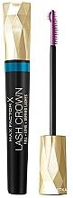 Fragrances, Perfumes, Cosmetics Lash Mascara - Max Factor Lash Crown Mascara Waterproof