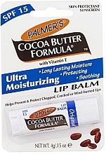Fragrances, Perfumes, Cosmetics Vitamin E Lip Balm - Palmer's Cocoa Butter Formula Lip Balm SPF 15
