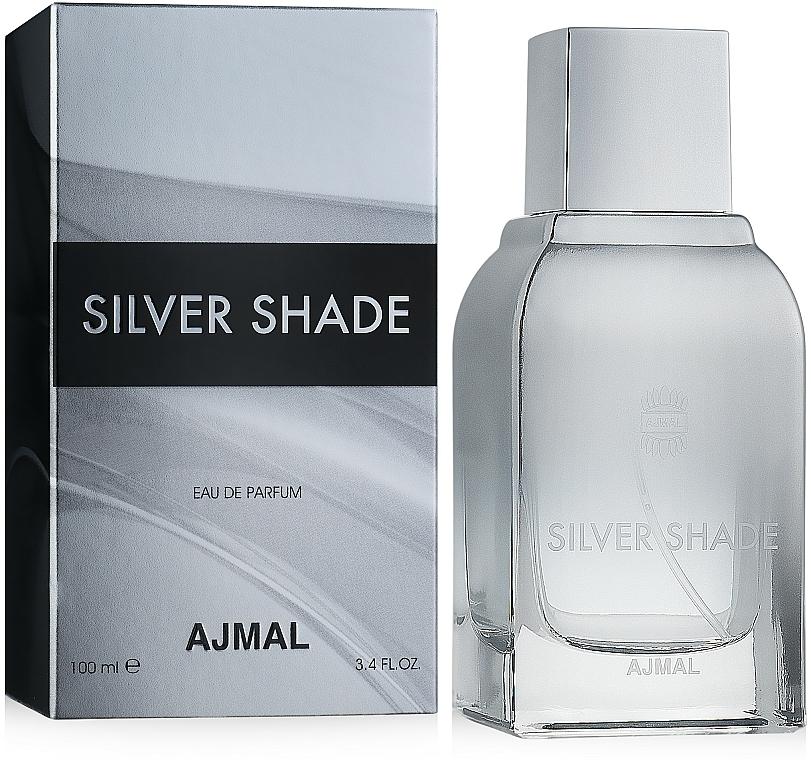 Ajmal Silver Shade - Eau de Parfum — photo N2