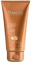 Fragrances, Perfumes, Cosmetics Sun Lotion - Thalgo Age Defence Sun Lotion SPF 15