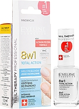 Fragrances, Perfumes, Cosmetics Nail Repairer 8in1 - Eveline Cosmetics Nail Therapy Total Action 8 in 1