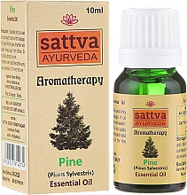 "Fragrances, Perfumes, Cosmetics Essential Oil ""Pine"" - Sattva Ayurveda Pine Essential Oil"