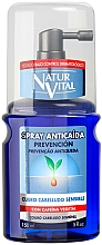 Fragrances, Perfumes, Cosmetics Anti Hair Loss Spray - Natur Vital Anticaida Prevencion Cuero Cabelludo Sensible Spray