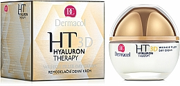 Fragrances, Perfumes, Cosmetics Pure Hyaluronic Acid Day Face Cream - Dermacol Hyaluron Therapy 3D Wrinkle Day Filler Cream