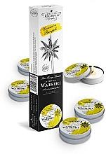 Fragrances, Perfumes, Cosmetics Massage Candle Set - Petits JouJoux Mini A Trip To Waikiki