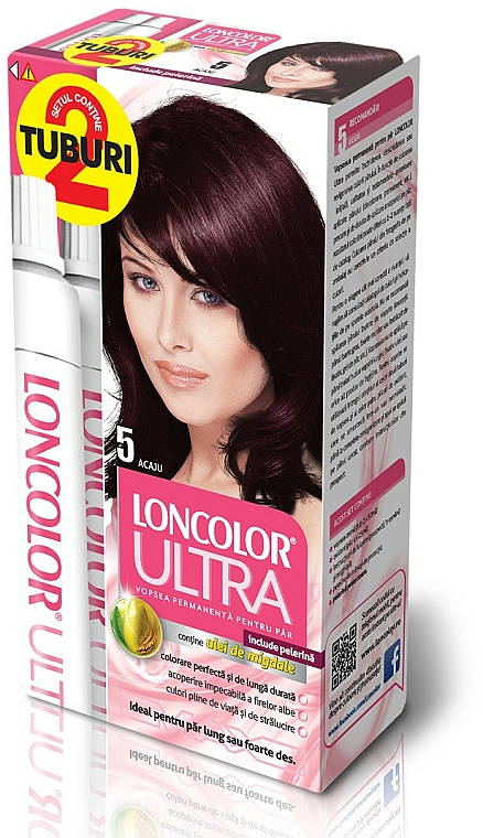 Hair Color - Loncolor Ultra Max