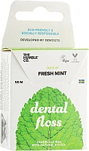 "Fragrances, Perfumes, Cosmetics Dental Floss ""Fresh Mint"" - The Humble Co. Dental Floss Fresh Mint"