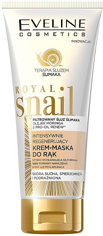 Intense Hand Repair Cream-Mask - Eveline Cosmetics Royal Snai