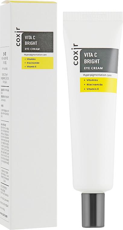 Vitamin Eye Cream - Coxir Vita C Bright Eye Cream