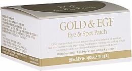 Fragrances, Perfumes, Cosmetics Golden Hydrogel Eye Patches - Petitfee & Koelf Gold&EGF Eye&Spot Patch