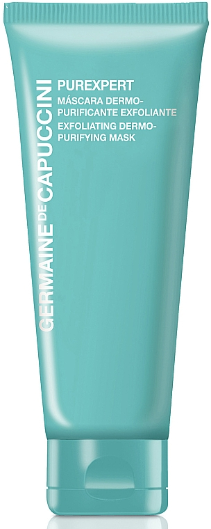 Exfoliant Mask for Oily Skin - Germaine de Capuccini Purexpert Exfoliating Dermo-Purifying Mask