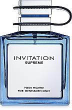 Fragrances, Perfumes, Cosmetics Emper Invitation Supreme - Eau de Toilette