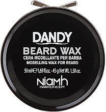 Fragrances, Perfumes, Cosmetics Beard and Moustache Styling Wax - Niamh Hairconcept Dandy Beard Wax Modelling