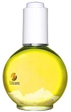 Fragrances, Perfumes, Cosmetics Nail & Cuticle Oil - Silcare Nail & Cuticle Oil Lemon Yellow