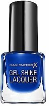 Fragrances, Perfumes, Cosmetics Nail Gel Polish - Max Factor Gel Shine Lacquer