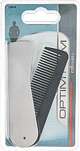 Fragrances, Perfumes, Cosmetics Pocket Hair Comb951024 - Optim'Hom