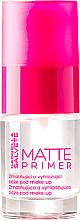 Fragrances, Perfumes, Cosmetics Mattifying Makeup Base - Gabriella Salvete Matte Primer