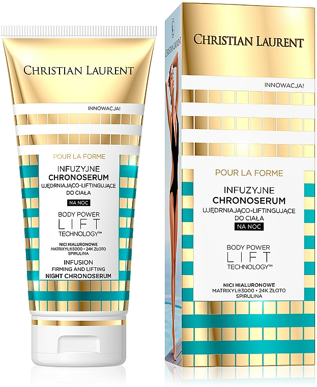 Body Serum - Christian Laurent Infusion Firming And Lifting Night Serum