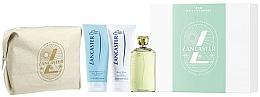 Fragrances, Perfumes, Cosmetics Lancaster Eau de Lancaster - Set (edt/125ml + b/lot/200ml + sh/gel/200ml + bag)