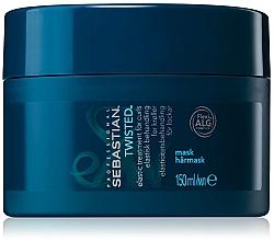 Fragrances, Perfumes, Cosmetics Wavy Hair Mask - Sebastian Professional Twisted Elastic Treatment