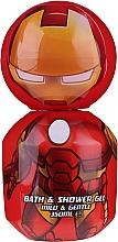 Fragrances, Perfumes, Cosmetics Kids Shower Gel - Corsair Marvel Avengers Iron Man Bath&Shower Gel