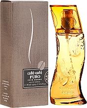 Fragrances, Perfumes, Cosmetics Cafe Parfums Cafe-Cafe Puro Pour Homme - Eau de Toilette