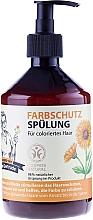 "Fragrances, Perfumes, Cosmetics Hair Balm ""Color Preserving"" - Reczepty Babushki Gertrudy"