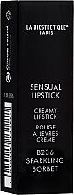 Fragrances, Perfumes, Cosmetics Brilliant Lipstick - La Biosthetique Brilliant Lipstick