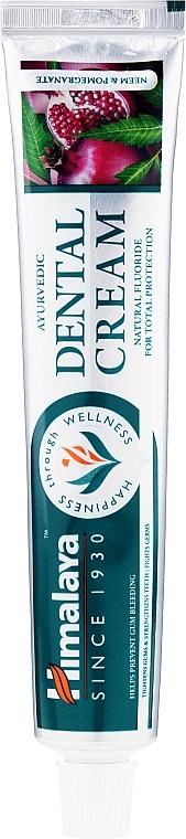 Toothpaste - Himalaya Herbals Ayurvedic Dental Cream