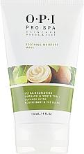 Fragrances, Perfumes, Cosmetics Soothing Moisturizing Foor Mask - O.P.I ProSpa Skin Care Hands&Feet Soothing Moisture Mask