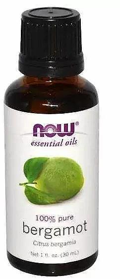 Bergamot Essential Oil - Now Foods Essential Oils 100% Pure Bergamot