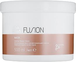 Fragrances, Perfumes, Cosmetics Intensive Repair Mask - Wella Professionals Fusion Intense Repair Mask