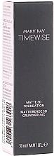 Fragrances, Perfumes, Cosmetics Mattifying Foundation - Mary Kay Timewise Matte 3D Foundation