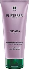 Fragrances, Perfumes, Cosmetics Shampoo for Grey, White or Blonde Hair - Rene Furterer Okara Silver Shampoo