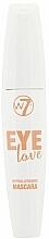 Fragrances, Perfumes, Cosmetics Hypoallergenic Mascara - W7 Eye Love Hypoallergenic Mascara