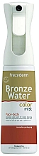 Fragrances, Perfumes, Cosmetics Self-Tanning Face & Body Spray - Frezyderm Bronze Water Color Mist Face & Body