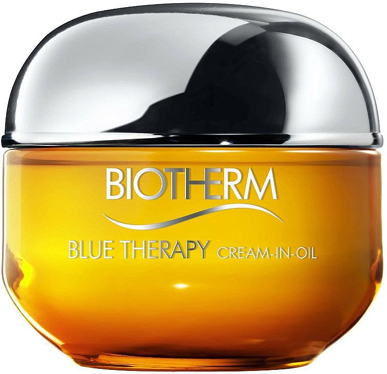 Regenerating Facial Cream - Biotherm Blue Therapy Cream-in-Oil
